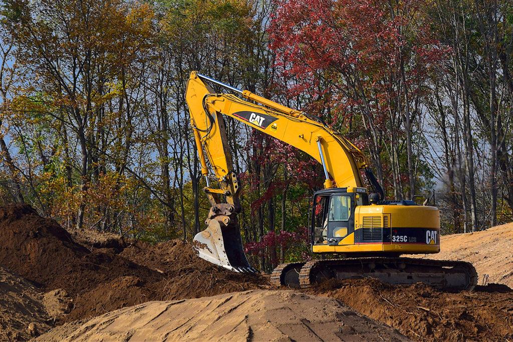 Réalisations - Mini Excavation Rayben